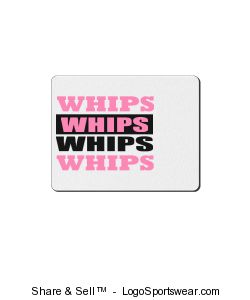 Rectangular Imprinted Mousepad Design Zoom